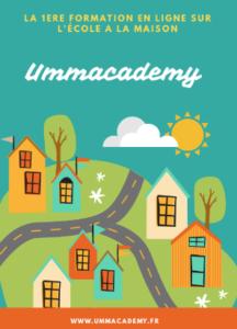 Formation école à la maison